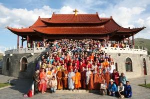 Imagen del X Congreso Internacional de Sakyadhita